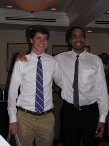 JJ C. and Blake Hamilton
